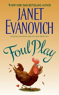 Foul Play, Janet Evanovich, Good Condition, Book