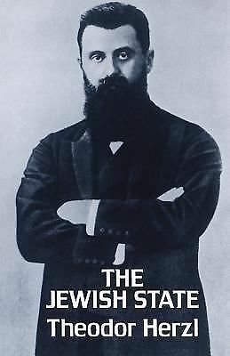 The Jewish State by Herzl, Theodor