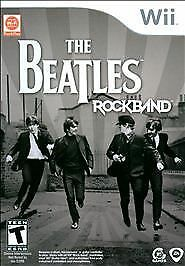 The Beatles: Rock Band (Game Only), Good Nintendo Wii, Nintendo Wii Video Games