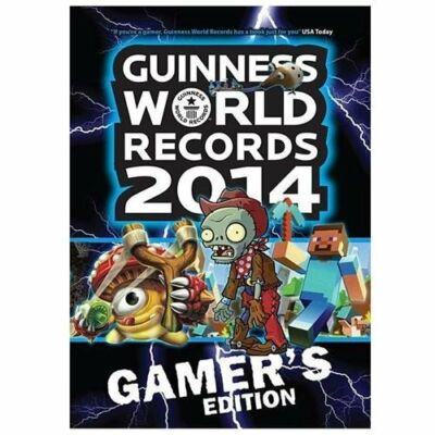Guinness World Records 2014 Gamer's Edition by Guinness World Records