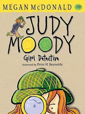 Judy Moody, Girl Detective (Book #9) by McDonald, Megan