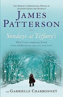 Sundays at Tiffany's, James Patterson, Gabrielle Charbonnet, Good Book