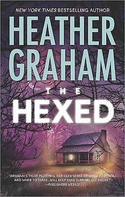 The Hexed (Krewe of Hunters), Graham, Heather, Good Condition, Book