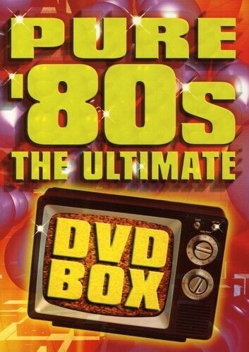 Pure '80s: The Ultimate DVD Box [Region 1], Good DVD, ,