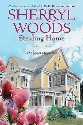 Stealing Home (Sweet Magnolias), Woods, Sherryl, Good Condition, Book