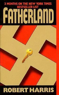 Fatherland, Robert Harris, Good Condition, Book