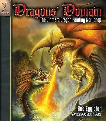Dragons' Domain, Eggleton, Bob, Good Book