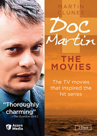 Doc Martin: The Movies New DVD! Ships Fast!