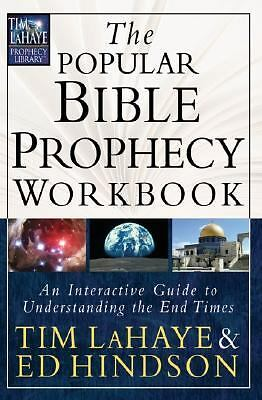 The popular Bible Prophecy EWorkbook by Tim LaHaye & Ed Hindson