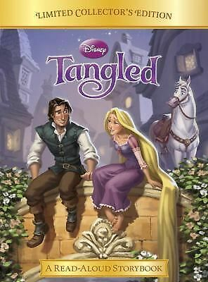Tangled (Disney Tangled) (Read-Aloud Storybook) by Peymani, Christine