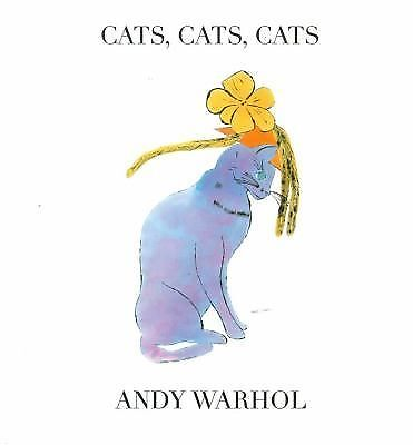 Cats, Cats, Cats by Warhol, Andy