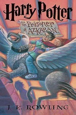 Harry Potter and the Prisoner of Azkaban by Rowling, J.K.