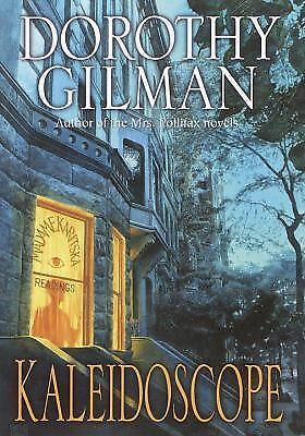 Kaleidoscope: A Countess Karitska Novel, Dorothy Gilman, Good Condition, Book