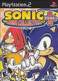 Sonic Mega Collection Plus, Good PlayStation2, Playstation 2 Video Games