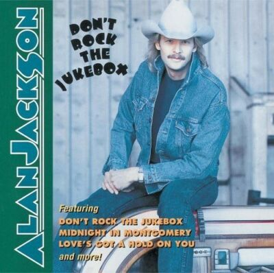 Don't Rock the Jukebox, Alan Jackson, New