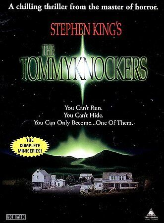 The Tommyknockers by Jimmy Smits, Marg Helgenberger, John Ashton, Allyce Beasle