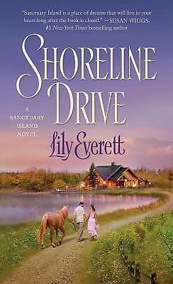 Shoreline Drive (Sanctuary Island), Everett, Lily, Good Condition, Book