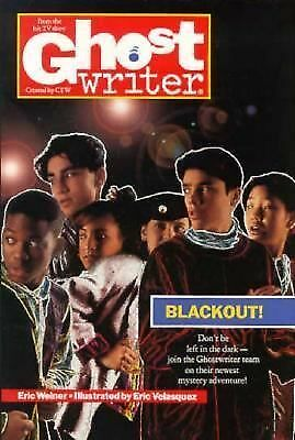 BLACKOUT! (Ghostwriter), Weiner, Eric, Good Condition, Book