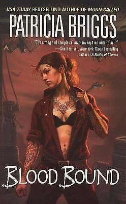 Blood Bound (Mercy Thompson Series, Book 2), Patricia Briggs, Good Condition, Bo