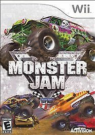Monster Jam - Nintendo Wii by Activision Inc.