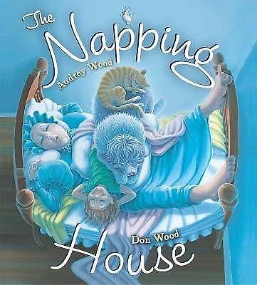 The Napping House by Wood, Audrey