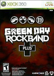 Green Day: Rock Band Plus -Xbox 360, Good Xbox 360, Xbox 360 Video Games