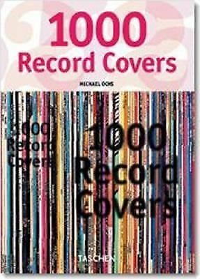 1000 Record Covers (Taschen 25), Ochs, Michael, Good Condition, Book