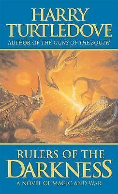 Rulers of the Darkness, Turtledove, Harry, Good Condition, Book