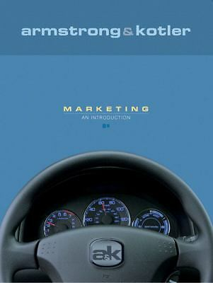 Marketing: An Introduction by Armstrong, Gary, Kotler, Philip