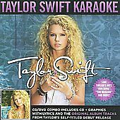 Taylor Swift, Taylor Swift, Good Karaoke, CD+DVD