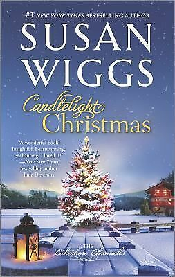 Candlelight Christmas (The Lakeshore Chronicles), Wiggs, Susan, Good Book