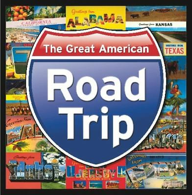 The Great American Road Trip (Book Brick) by Eric Peterson