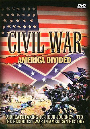 Civil War: America Divided, Good DVD, Various, Various