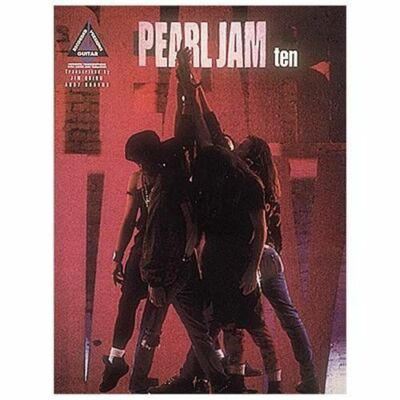 Pearl Jam - Ten: Updated Edition (Guitar Recorded Versions) by Pearl Jam