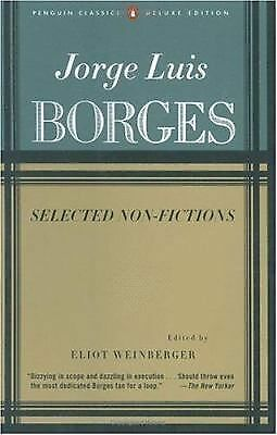 Borges: Selected Non-Fictions by Jorge Luis Borges