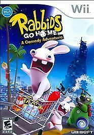 Rabbids Go Home by UBI Soft