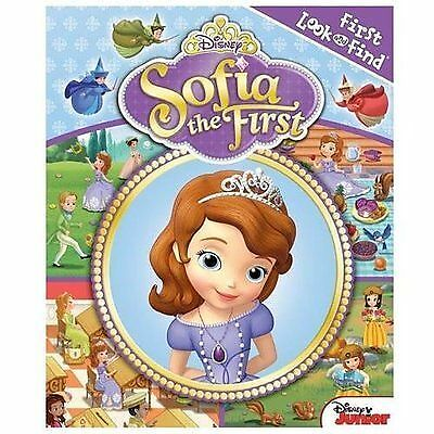 First Look and Find:  Sofia the First (1st Look and Find) by