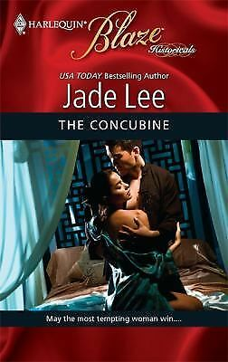 The Concubine, Lee, Jade, Good Condition, Book