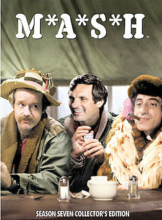 MASH - Season Seven (Collector's Edition), Good DVD, David Ogden Stiers, Kellye
