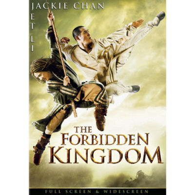 The Forbidden Kingdom, Good DVD, Thomas McDonell, Jack Posobiec, Bingbing Li, Mo