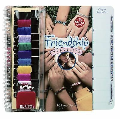 Friendship Bracelets (Klutz) by Klutz