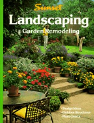 Sunset Landscaping and Garden Remodeling, colorful design ideas, plant charts, S
