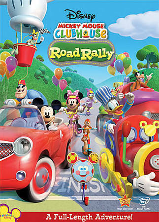 Mickey Mouse Clubhouse: Road Rally by