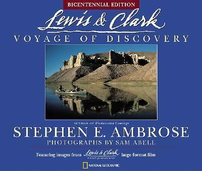 Lewis & Clark: Voyage of Discovery, , Good Book