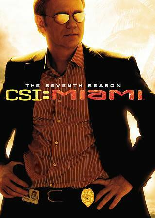 CSI: Miami: Season 7, Good DVD, Togo, Jonathan, Rodriguez, Adam, Caruso, David,