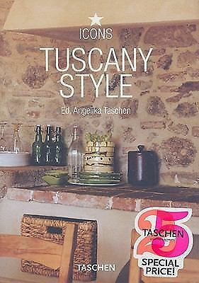 Tuscany Style (Icons), , Good Book