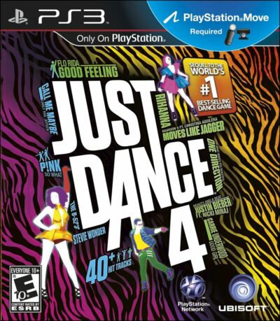 Just Dance 4 - Playstation 3, New PlayStation 3, Playstation 3 Video Games