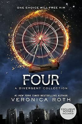 Four: A Divergent Collection by Roth, Veronica
