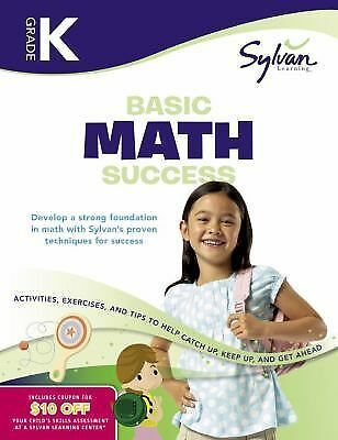 Kindergarten Basic Math Success (Sylvan Workbooks) (Math Workbooks), Sylvan Lear