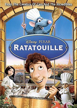 Ratatouille by Brad Garrett, Lou Romano, Patton Oswalt
